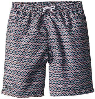 Toobydoo Multi Patterned Swim Shorts Boy's Swimwear
