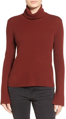 Women's Madewell Turtleneck Sweater $69.50 thestylecure.com