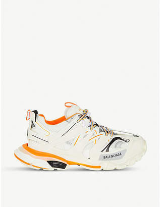 1b872ca5d225f3 Balenciaga Track nylon and mesh trainers
