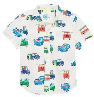 Boden Mini Fun Surf Vans Shirt