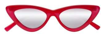 Le Specs ADAM SELMAN X LUXE x Adam Selman Last Lolita 49mm Cat Eye Sunglasses