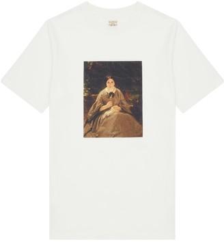 Alistair Grey Lady In Grey T-Shirt
