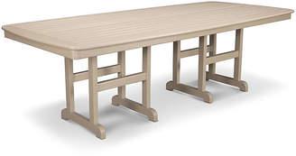 Polywood Nautical Dining Table - Sand