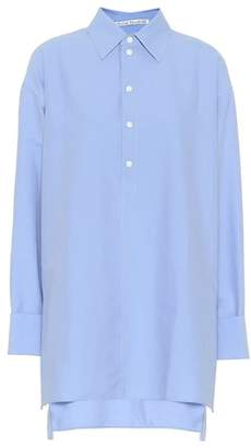 Acne Studios Cotton oxford shirt