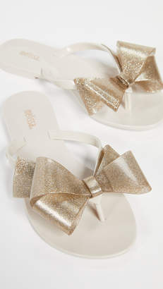 Melissa Harmonic Bow Thong Sandals