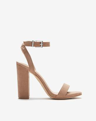 Express Thick Heeled Sandals