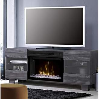 """Dimplex Max TV Stand for TVs up to 60"""" with Fireplace"""