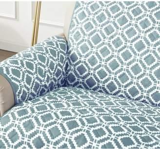 George Oliver Box Cushion Sofa Slipcover