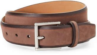 Cole Haan Roller Buckle Leather Belt