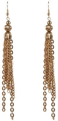 Tassel Chain Earring