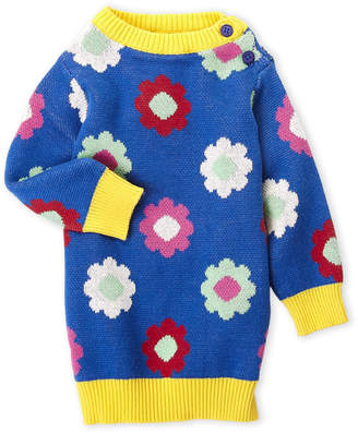Margherita Missoni (Newborn/Infant Girls) Daisy Print Sweater