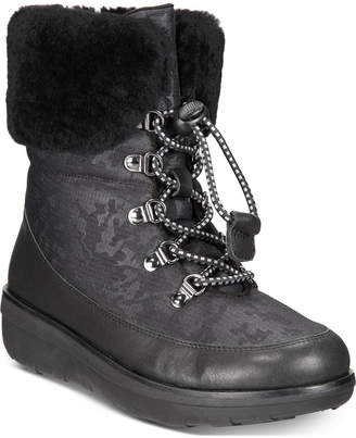 FitFlop Holly Cold-Weather Boots Women's Shoes