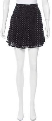 MICHAEL Michael Kors Mini A-Line Skirt w/ Tags