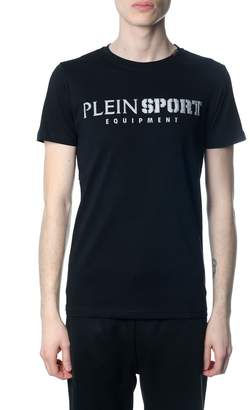 Philipp Plein By You Black And Silver T-shirt
