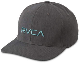 newest 4a259 262ba RVCA Men Flex Fit Hat