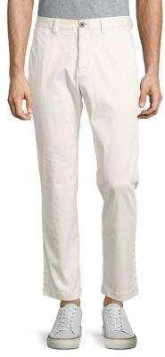 Tommy Bahama Boracay Solid Flat-Front Pants
