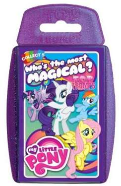 My Little Pony Top Trumps