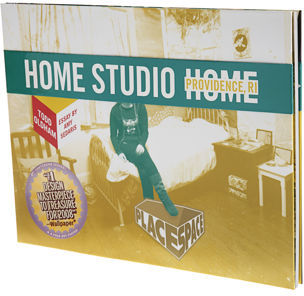 Ammo Books Home Studio Home: Providence, RI