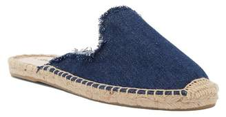 Soludos Frayed Loafer Mule