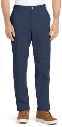 Izod Men's Saltwater Classic-Fit Stretch Pants