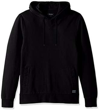 Brixton Men's Hackney Hood Fleece