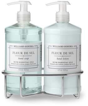 Williams-Sonoma Williams Sonoma Fleur De Sel Soap & Lotion, Classic 3-Piece Set