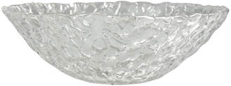 Artland Discontinued Dapple Set Of Four 8.25In Glass Cereal Bowls