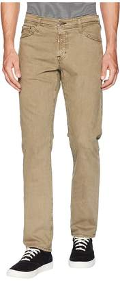 AG Adriano Goldschmied Graduate Tailored Leg Sud Pants in Sulfur Canyon Moss Men's Clothing