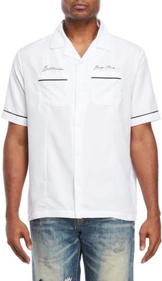 Billionaire Boys Club Five Star Woven Shirt