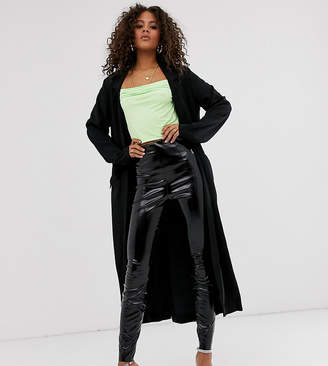 Asos Tall DESIGN Tall soft duster coat