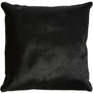 Owen Barry Pony Cushion- Black