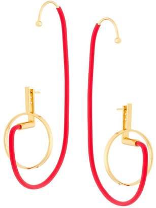 Paula Mendoza Shiva earrings