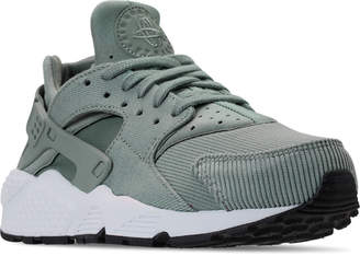 4632e10bd7fee at Finish Line · Nike Women s Huarache Run SE Casual Shoes