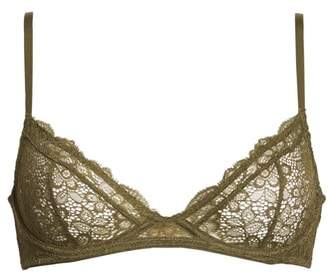 LES GIRLS LES BOYS Les Boys Les Girls Daisy Lace Underwire Bra