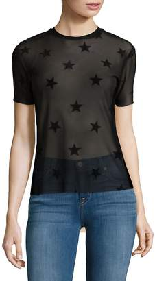 Romeo & Juliet Couture Women's Star Tee