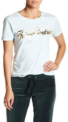 Juicy Couture Signature Juicy Tee $19.97 thestylecure.com