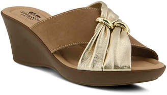Spring Step Felim Wedge Sandal - Women's