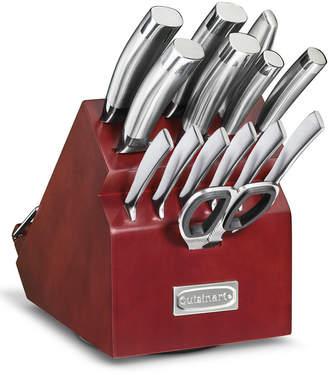 Cuisinart 15-Pc. Classic Rotating Block Cutlery Set