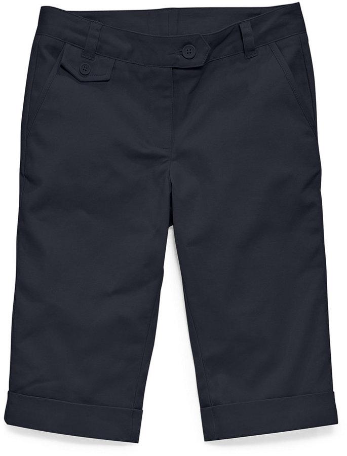Nautica Shorts, Girls Uniform Bermudas