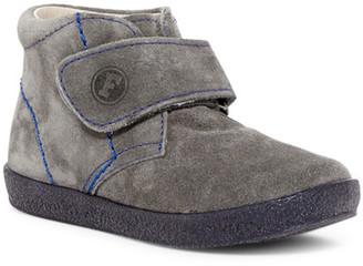 Naturino Falcotto Velour Piombo Sneaker (Toddler) $73.95 thestylecure.com