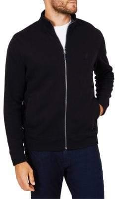 Nautica Full-Zip Cotton Jacket