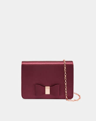 Ted Baker EVEELYN Looped bow evening bag