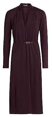Loro Piana Women's Jane Cashmere Jersey Dress