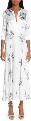 Ganni Cameron Floral Dress