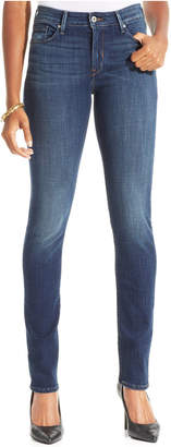 Levi's Mid-Rise Skinny Jeans Short and Long Inseams