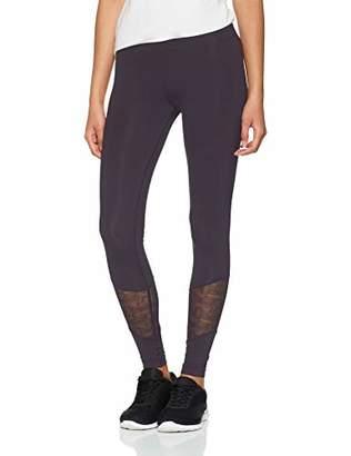 Sloggi Women Move Flex Tights Base Layers (Black 0004), (Manufacturer Size: Medium)