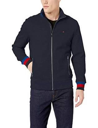 Calvin Klein Men's Full Zip Sweater