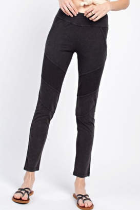 Easel Casual Washed Legging