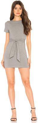 superdown Jacinda Tie Shirt Dress