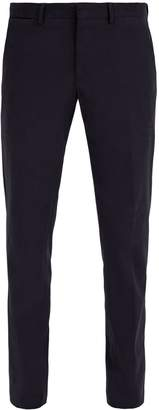 Ermenegildo Zegna Stretch-cotton chino trousers